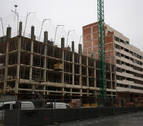 La vivienda de reposición reactiva la comercialización de pisos en Pamplona