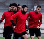 Vasiljevic recupera a tres de las once bajas para el partido contra Leganés