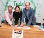 Rodrigo de la Calle, Álex Múgica y Fernando Pérez, en el congreso de la verdura