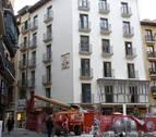 Los hoteles del centro de Pamplona cierran agosto con un 86% de ocupación