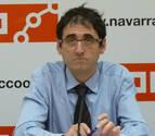 Josu Ros, reelegido secretario general de Servicios de CCOO de Navarra