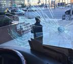 HazteOir denuncia que su autobús ha sido atacado en Nueva York