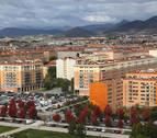 Más de 2.000 plazas de parking gratuito se usan a diario en 5 'zonas frontera'