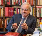Del Burgo dice que la postura de Beltrán sobre la Transitoria cuarta es personal, no del PPN