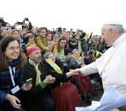 El Papa dice que la Iglesia está hecha de pecadores y tiene que