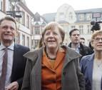 Comicios en el Sarre, la primera prueba para Merkel