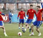España se mide en amistoso con Italia preparando el Europeo de junio