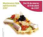 77 establecimientos participan en la XIX Semana del Pincho de Navarra