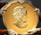 Dos detenidos en Berlín por el robo de una moneda de oro de 100 kilos