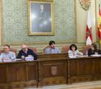 El tripartito saca adelante el presupuesto de Tudela para este año