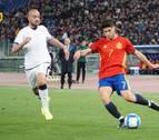 Saúl y Mayoral le dan a España un prestigioso triunfo ante Italia