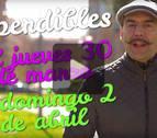 Agenda cultural de Navarra en vídeo hasta el domingo 2 de abril