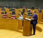 """Esparza: """"Es la mayor deslealtad hacia Navarra y acudiremos a los tribunales"""""""