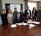 Tudela y la Obra Social La Caixa renuevan la campaña 'Ningún niño sin gafas'
