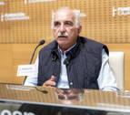Francisco Javier Blázquez, hoy en el club de lectura