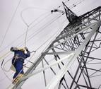 La línea de 400 kV se 'borra' de Tierra Estella 10 años después