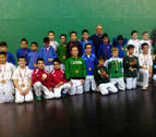 Iraizoz y Antimasberes se proclaman campeones benjamines de 3ª