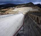 Yesa+No y Río Aragón critican la actitud de la CHE con el recrecimiento de Yesa