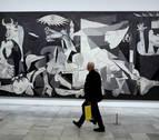 La exposición sobre el 'Guernica' del Reina Sofía recibe más de 80.000 visitas