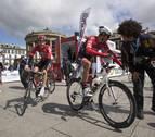 La Vuelta al País Vasco pasará por Lodosa para su contrarreloj