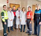 Policías y Hospital Reina Sofía acuerdan un protocolo de pruebas de alcohol y drogas