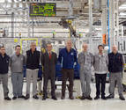 La idea de 6 trabajadores de Volkswagen Navarra, elegida mejor sugerencia mundial
