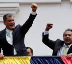 Lenín Moreno es oficialmente el nuevo presidente de Ecuador