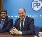 Pedro Antonio Sánchez seguirá siendo presidente del PP murciano