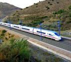 El Gobierno foral ha mandado ya a Fomento el proyecto del TAV entre Peralta y Olite