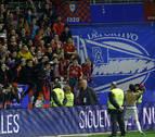 El gol de Berenguer rompe récords en Osasuna