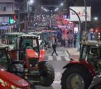 Retiran los tractores de Murcia tras 29 horas de colapso en las calzadas