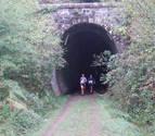 El túnel de Uitzi seguirá cerrado en Semana Santa por desperfectos
