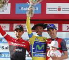 Valverde logra su primera Vuelta al País Vasco