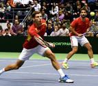 Serbia vence a España también en dobles y pasa a semifinales