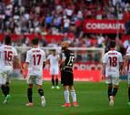 El Sevilla se redime ante Dépor que sigue cerca del abismo
