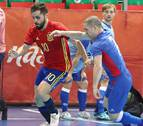 España da el primer paso hacia Eslovenia