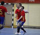 España pone pie y medio en la Eurocopa tras vencer a Serbia