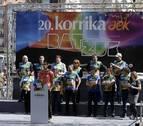 La Korrika 21 arranca en Navarra el 4 de abril y termina en Vitoria el 14