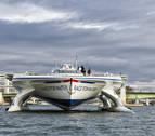 Un barco suizo navega alrededor del mundo para luchar contra los desechos plásticos