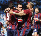 El Eibar se aprovecha del 'EuroCelta'