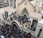 El Estado Islámico asume los atentados contra las iglesias coptas de Egipto