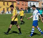 Arkaitz Apesteguía y Pablo Lizarraga, dos goleadores que cruzaron sus caminos