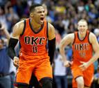 Westbrook, proclamado MVP tras erigirse en rey del 'triple-doble'