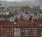 Iniciados los trámites para derribar los edificios de Argal y Talluntxe en Echavacoiz