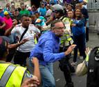 La UE advierte a Maduro contra el uso de la fuerza en Venezuela