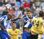 El Deportivo reacciona tras el descanso y se acerca a la permanencia