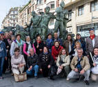 De visita por Navarra con el pañuelico al cuello