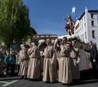 El Cristo Resucitado repite en el programa de la Semana Santa de Pamplona