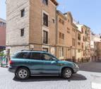 Entra en vigor la nueva zona peatonal de Tudela con multas de hasta 200€