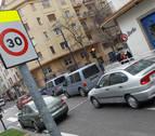 Cuenca propone limitar la velocidad en Pamplona a 30 km/h para evitar atropellos